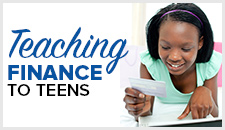 HOW YOU CAN TEACH FINANCE TO TEENS